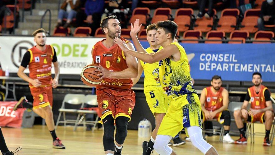 Le club de basket de Rodez ne peut plus accéder à son parquet.