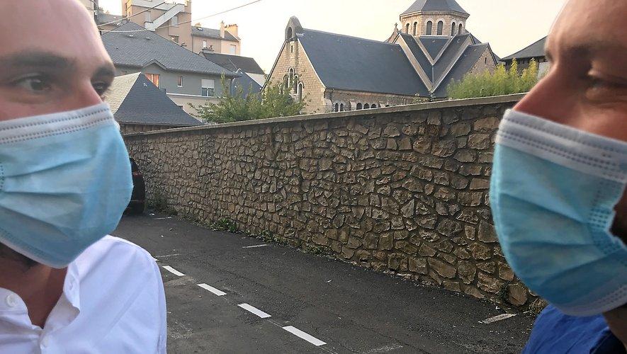Les Aveyronnais ne sont pas près de laisser tomber le masque.
