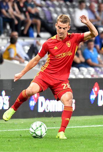 Valentin Henry et les Ruthénois retrouvent le Stadium de Toulouse qui leur avait tant réussi la saison dernière.