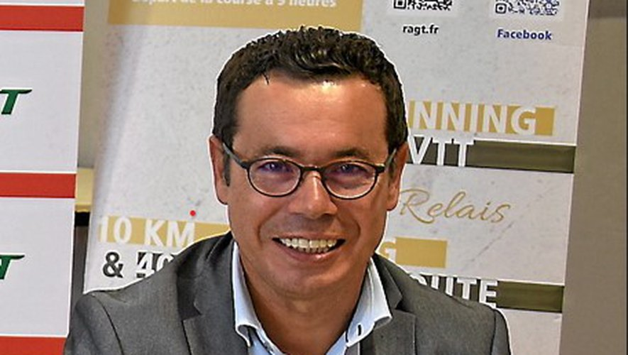 Victor Santos a passé huit ans à la tête du comité départemental.