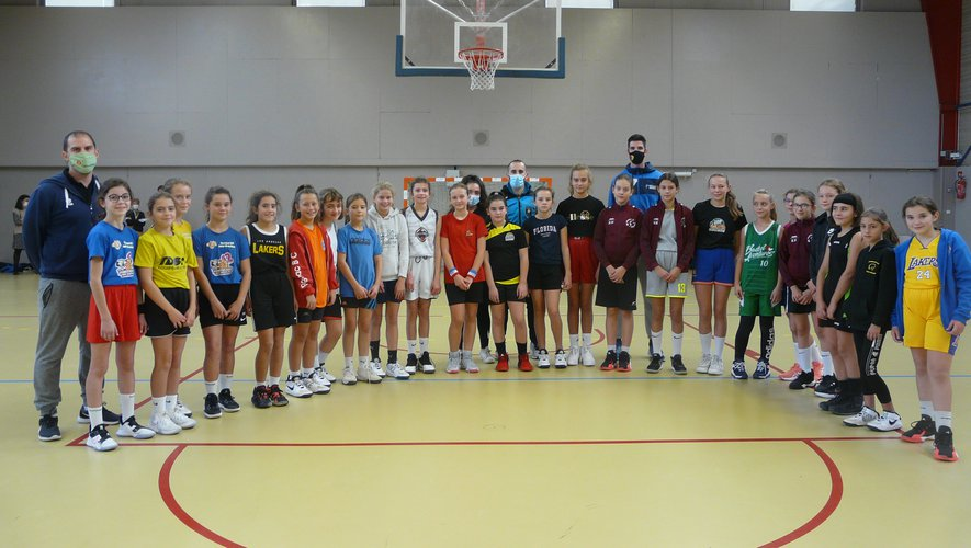 La vingtaine de filles U12 sélectionnées aura 6 mois pour se préparer à ce tournoi.