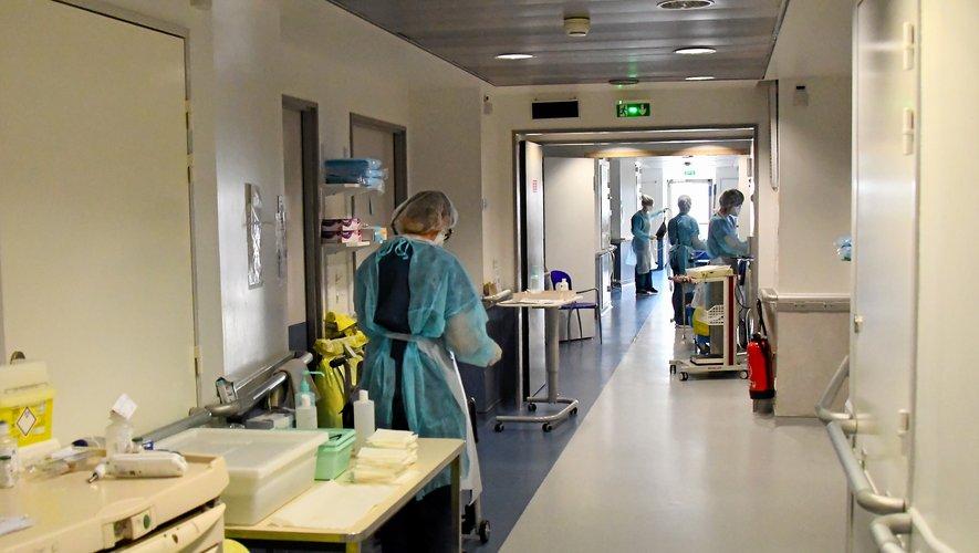 Si l'Aveyron affiche aujourd'hui le plus haut taux d'incidence de l'Occitanie, son principal centre hospitalier tient toujours bon face au coronavirus.