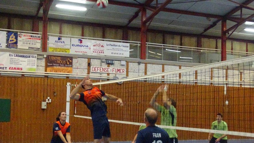 Volley : la saison mise entre parenthèses