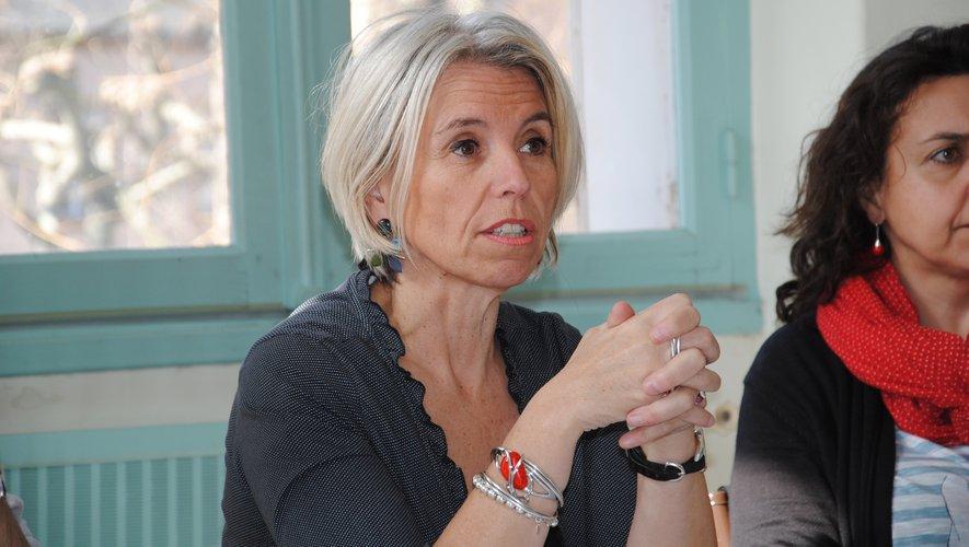 """Corine Mora : """"Je comprends que les jeunes partent ou quand les gens n'ont pas d'attache à Millau."""""""