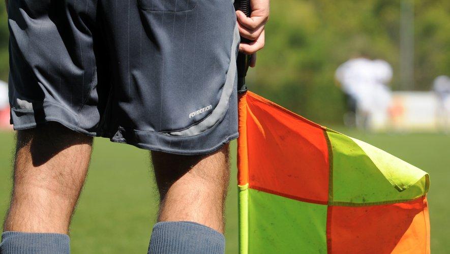 Le foot amateur s'arrête jusqu'au 1er décembre.