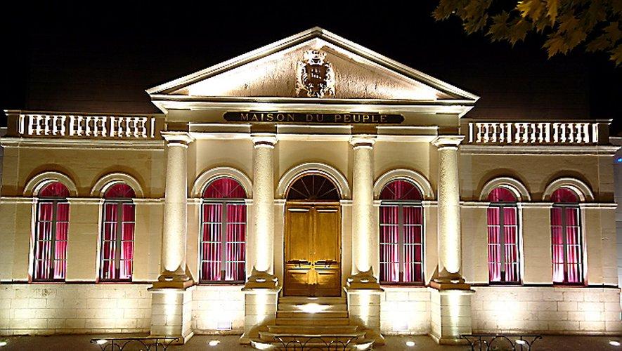 Le théâtre de la Maison  du peuple a fermé ses portes
