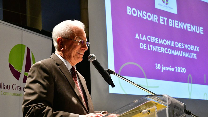 Gérard Prêtre faisait ses adieux politiques au début de l'année 2020.