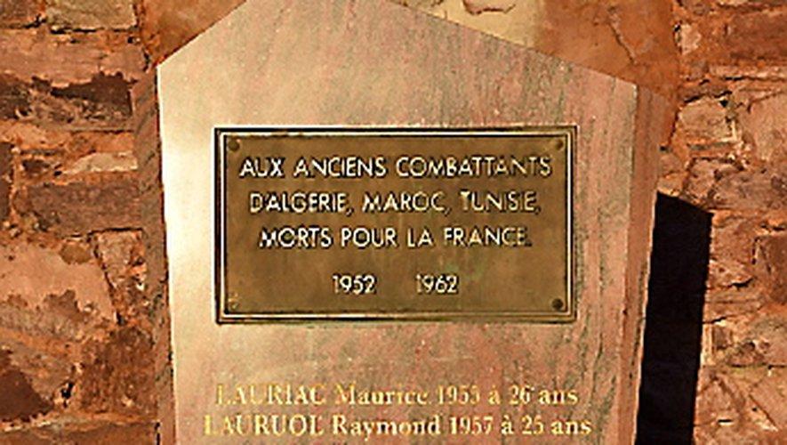Le mémorial des morts en Algérie, Maroc et Tunisie se trouve dans le square du 19 mars 1962.