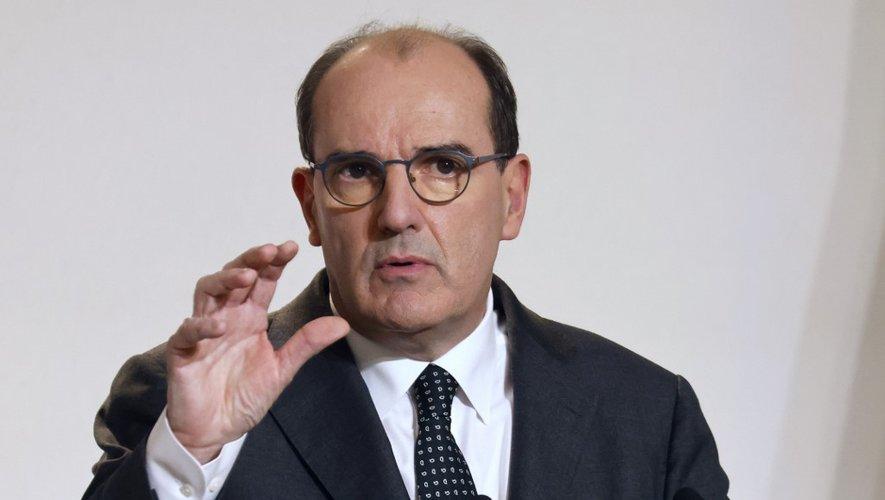 Première visite officielle en Aveyron du Premier ministre, Jean Castex.