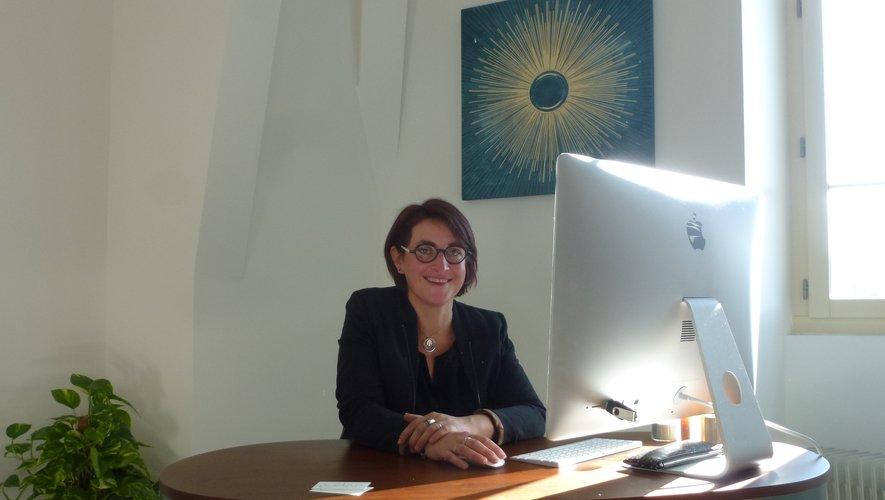 Élodie Septfonds a créé Elius communication il y a un an.