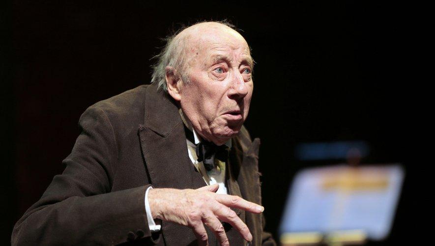 Le comédien Michel Robin est décédé à l'âge de 90 ans des suites du Covid-19.