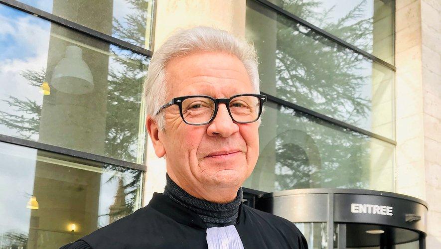 Me Alain Scheuer, l'avocat de la famille Bastide.