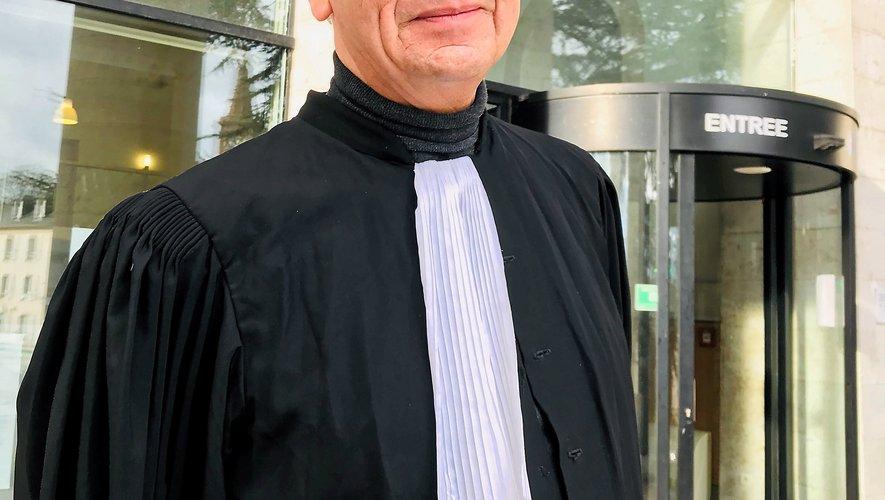 Me Alain Scheuer,  avocat de la famille Bastide
