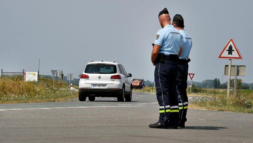 Les forces de l'ordre seront sur le bord des routes cette semaine.