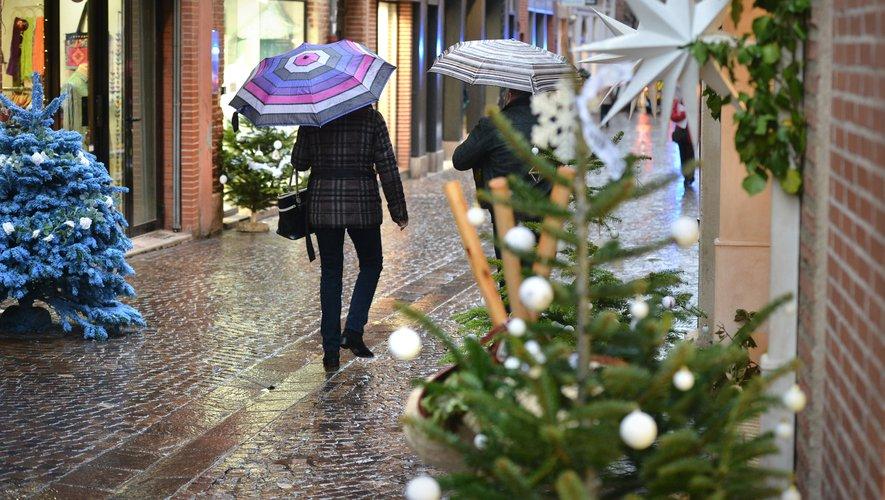 Il ne cesse de pleuvoir ces derniers jours en Aveyron.