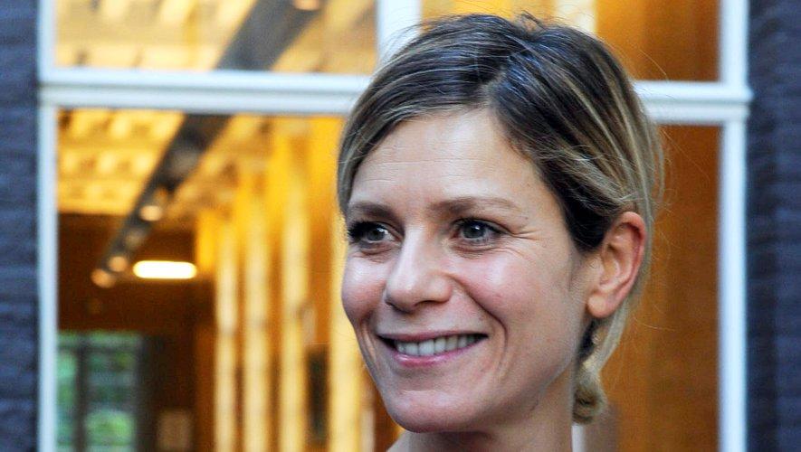 """Marina Foïs a été désignée """"maîtresse de cérémonie"""" des César 2021."""