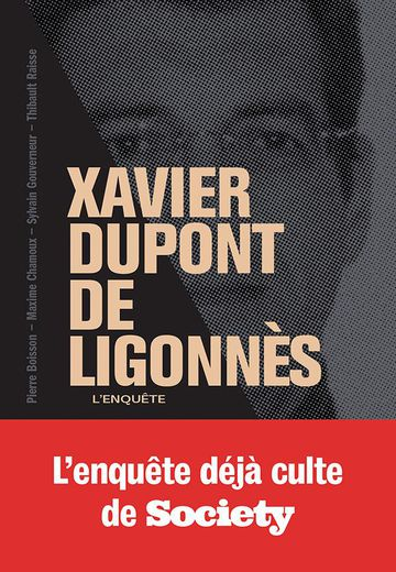 """""""Xavier Dupont de Ligonnès, l'enquête"""" paraîtra le 9 décembre."""