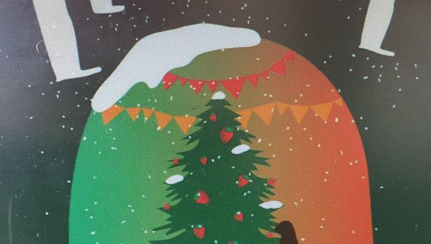 Le Noël des commerçants.