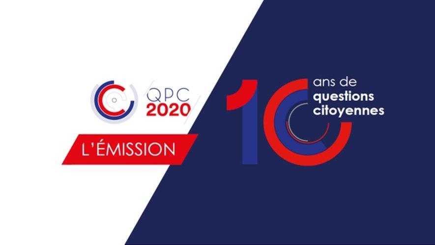 """Les journalistes Caroline Blaes et Ali Baddou animeront l'émission """"QPC 2020 - Dix ans de questions citoyennes"""" ce jeudi 26 novembre."""