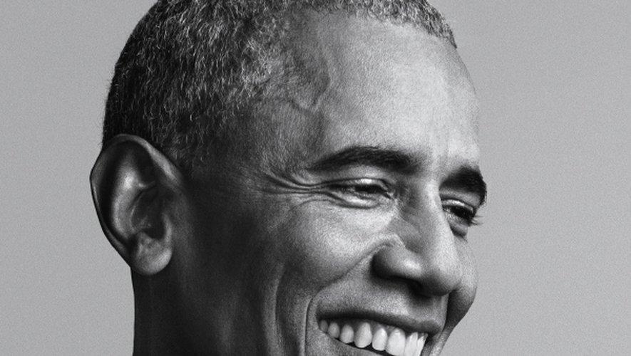 """L'ouvrage """"Une terre promise"""" de Barack Obama est numéro 1 des ventes cette semaine."""