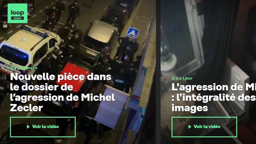Le jeune média en ligne Loopsider, 100% vidéo, vient de battre des records de viralité avec les images choquantes d'un homme noir passé à tabac par des policiers.