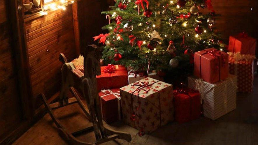 Place à la magie de Noël.