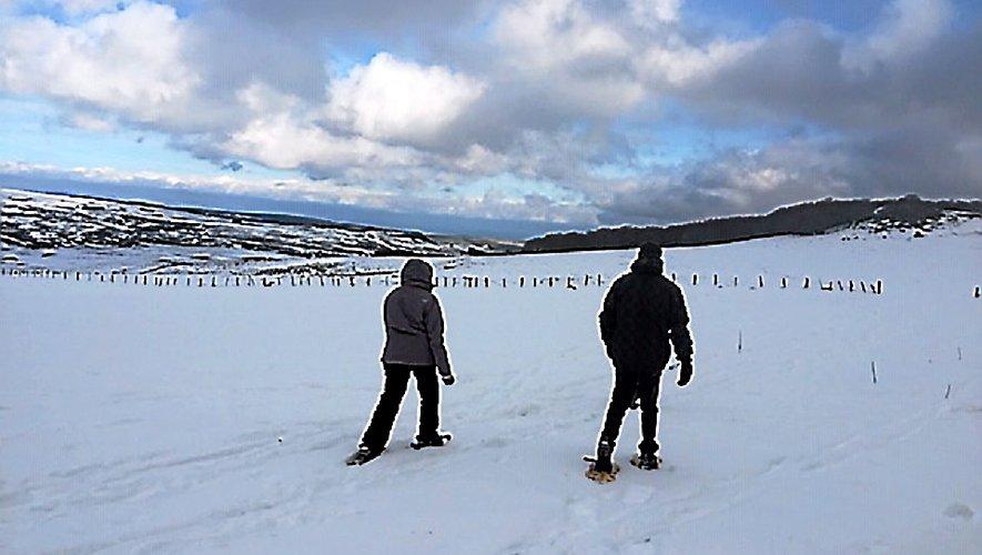 On pourra s'oxygéner à Noël sur le plateau de l'Aubrac mais skier ?