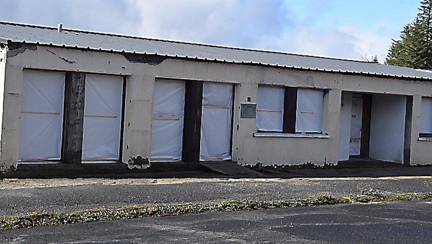 Le défunt établissement des Myrtilles vient d'être repris par une société ruthénoise pour construire des logements.