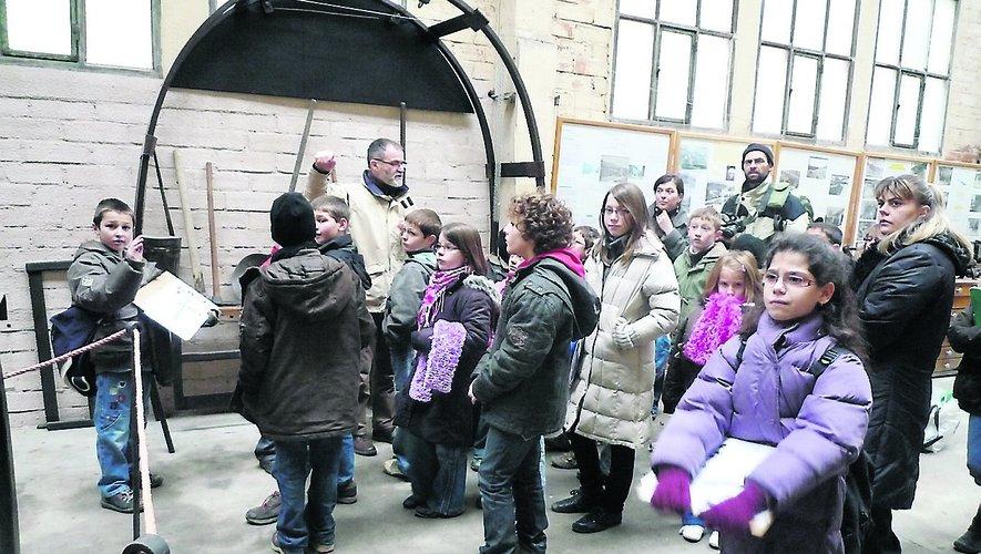 Il est bon que les enfants s'approprient la riche histoire locale. Photo Archives