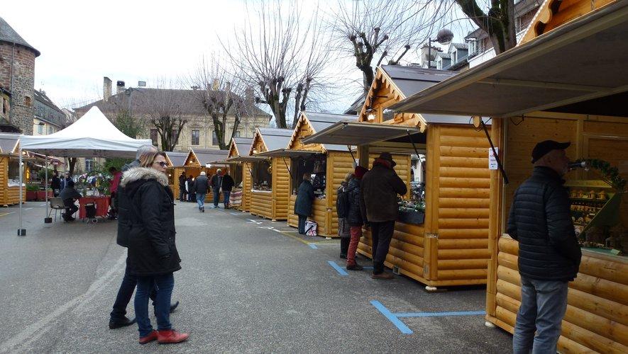 Les chalets devraient retrouver les contre-allées du boulevard pour le marché de Noël.