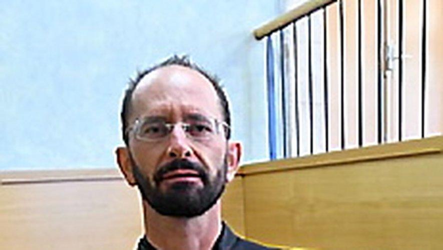 Me Cédric Galandrin, avocat de la défense.