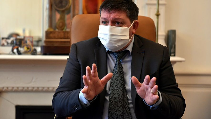 Frédéric Almendros, le procureur de la République dans le Lot.