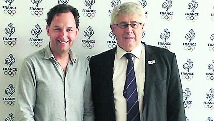 Bernard Dalmon et Julien Ville réélus à la tête de la ligue Occitanie de natation