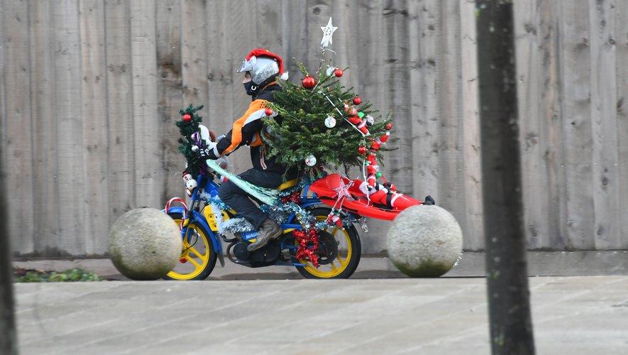 La mob de Noël dans sa version intégrale.