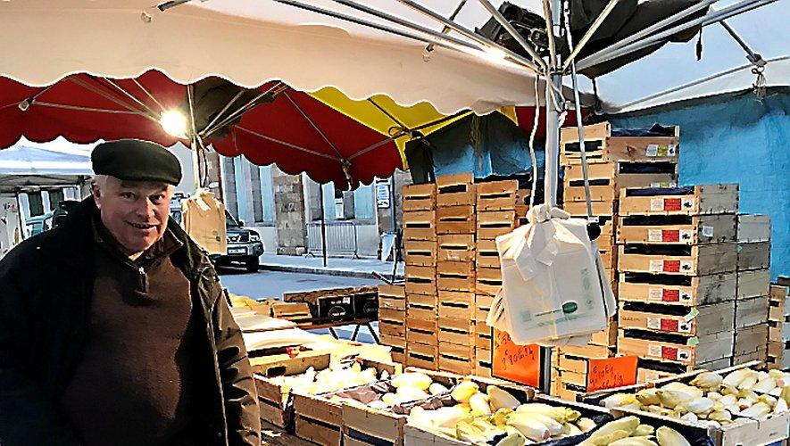 Émile Veyre quitte le marché, il n'y a pas que les endives qui sont amères…