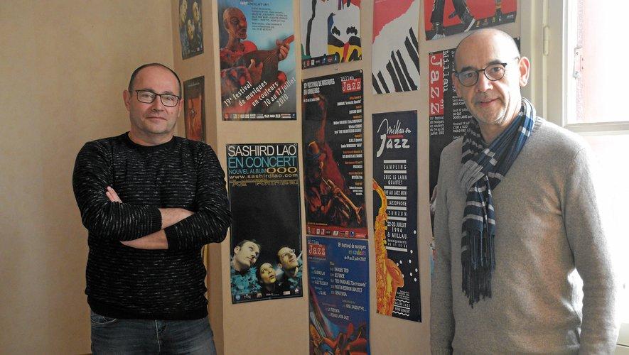 Gérard Tanguy et Philippe Fayret veulent réservent quelques surprises pour la prochaine édition.