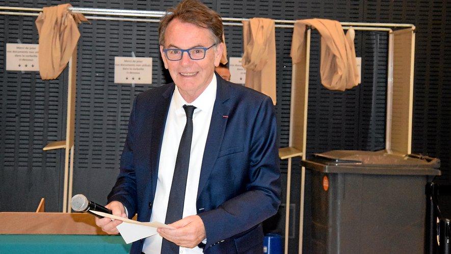 Christian Teyssèdre a été élu pour la troisième fois.