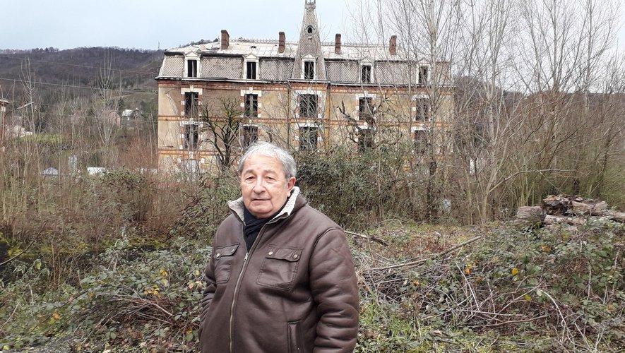 Bernard Fournié-Eche veut se battre pour sauvegarder ce bel édifice.