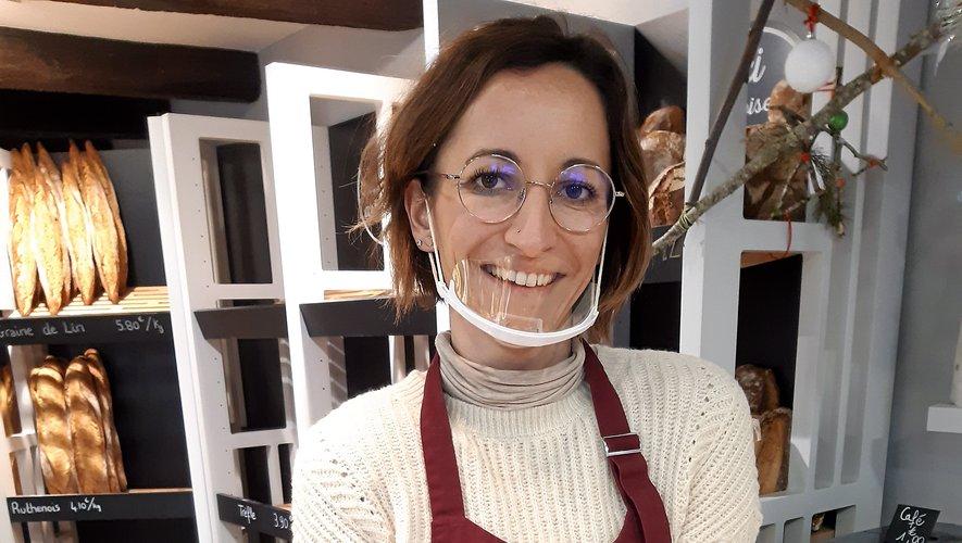 Laurie Aubeleau, boulangerie de la cathédrale.