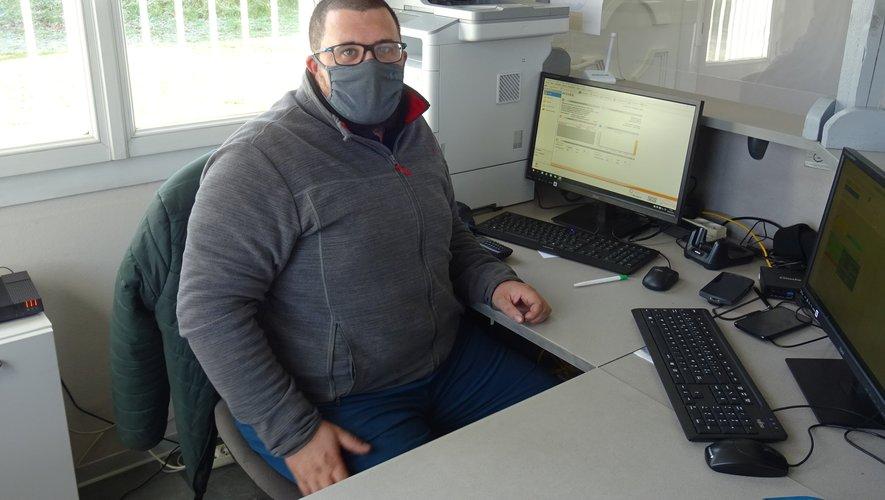 Loïc Gayrard nouveau contrôleur technique