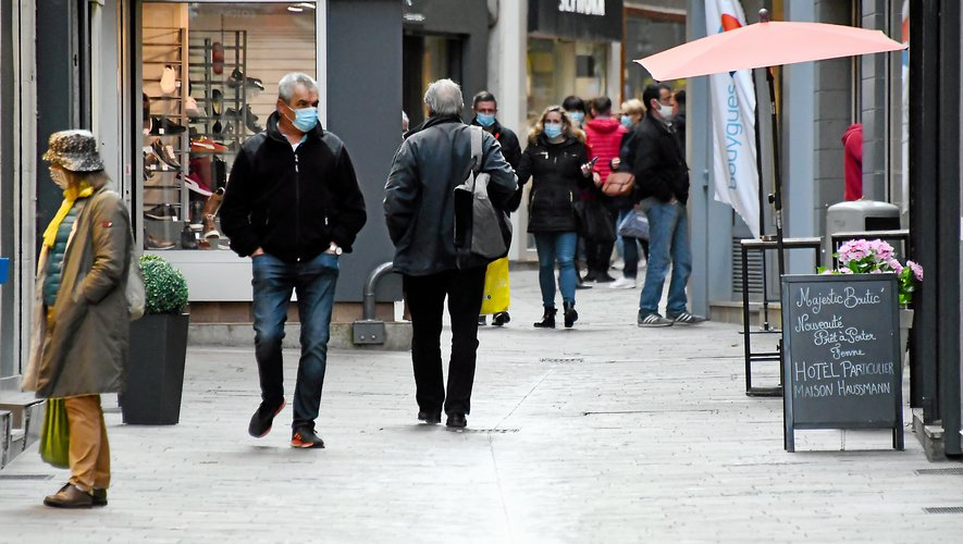 Les commerces autorisés à ouvrir les dimanches de janvier, en Aveyron (ici à Rodez)