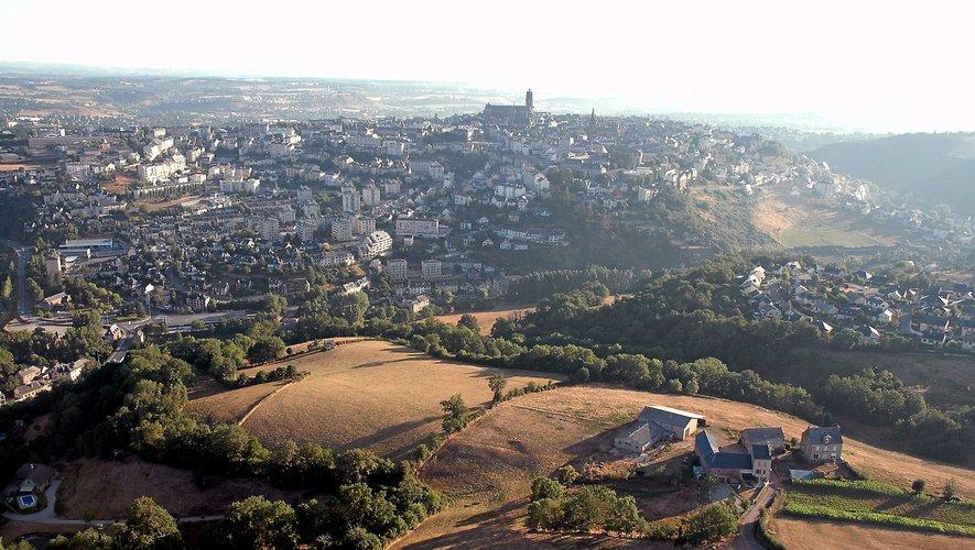 Selon le dernier recensement de l'Insee, Rodez compte 24 319 habitants.
