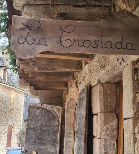 La Crostada devrait apporter un plus au village.