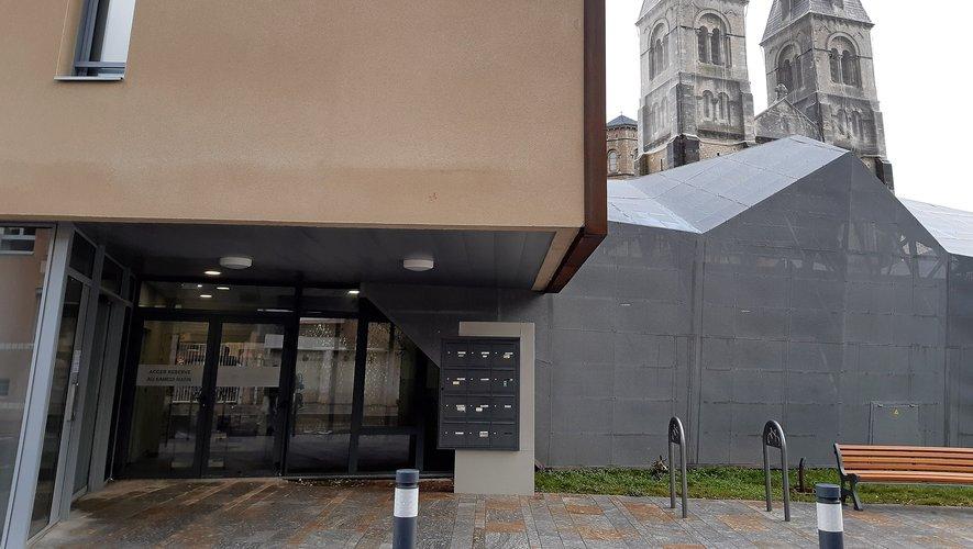 La maison de santé du Faubourg récemment inaugurée, affiche déjà complet.