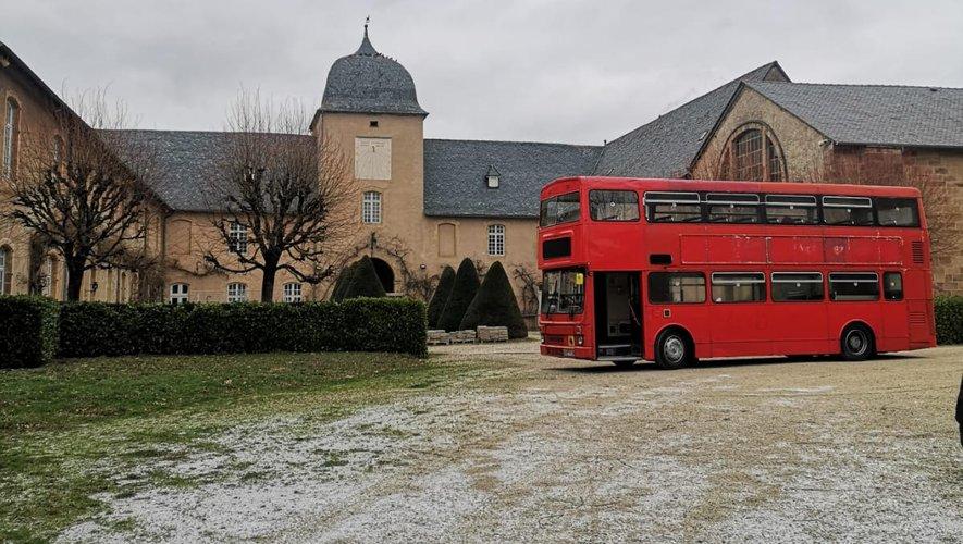Le bus impérial est arrivé il y a quelques jours à Staion A.