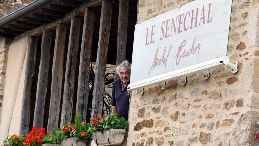 Le Sénéchal, de Michel Truchon, à Sauveterre-de-Rouergue conserve son étoile au Michelin.