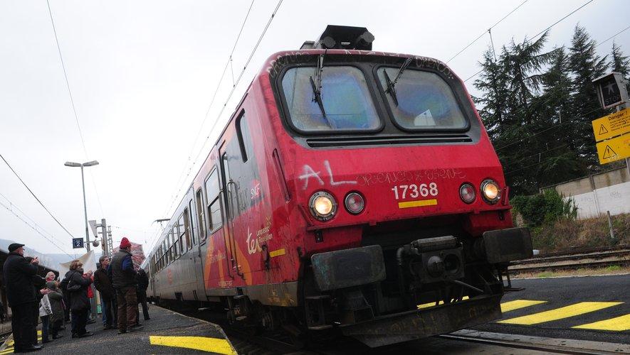 Les trains ne circuleront plus jusqu'en septembre.