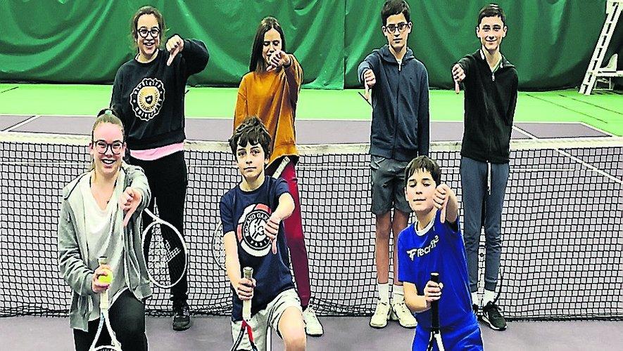 Tennis club : de nouveau à l'arrêt