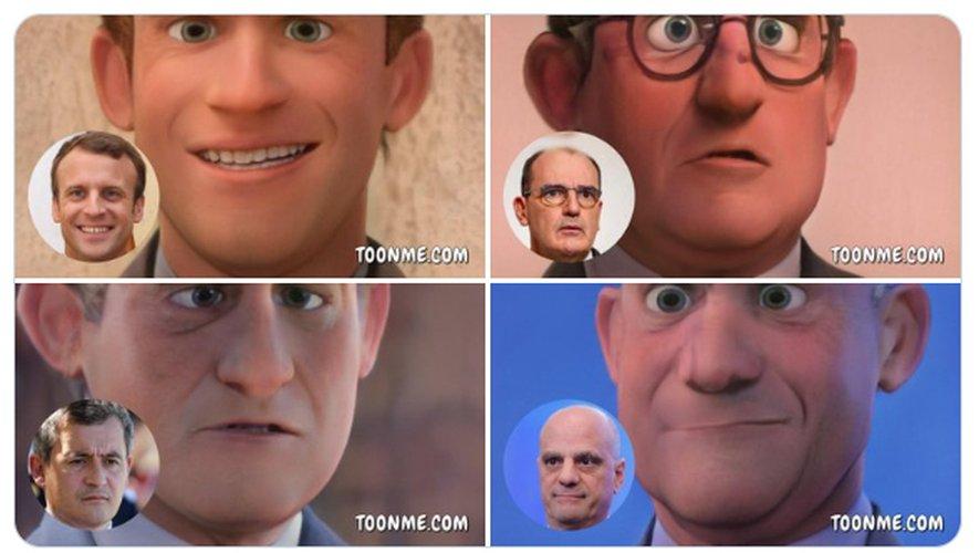 L'application ToonMe est la propriété de Linerock Investments LTD, dont l'application la plus connue est Photo Lab.
