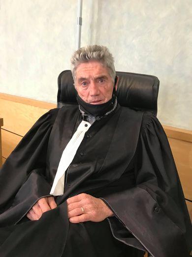 """Bernard Salvador, avocat général, avait requis entre 10 et 12 ans de réclusion après avoir qualifié les faits """"d'affligeants""""."""